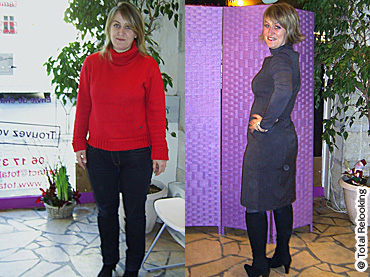 Laetitia / Relooking complet